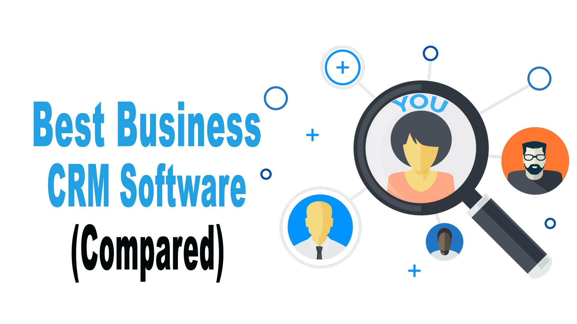 Compare CRM Software