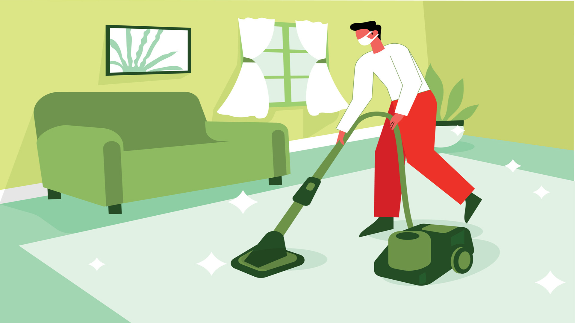 home cleaning service